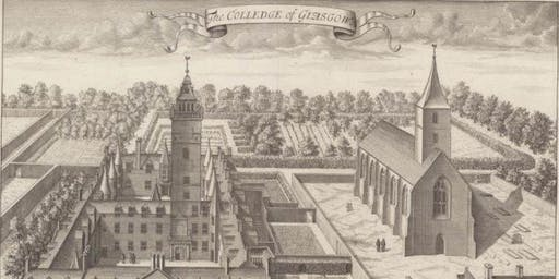 Buildings of the University of Glasgow, 1451-2020