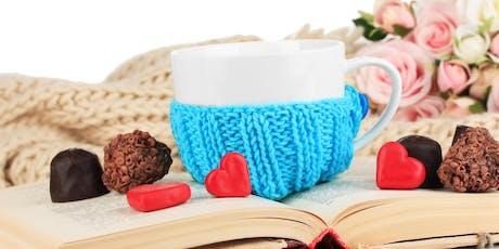 CAFE TRICOT & CROCHET - JEUDI 18.30 - 20.30 - AVEC NATHALIE billets