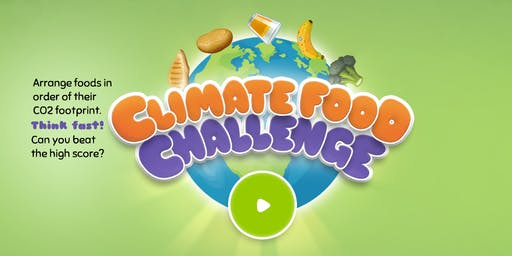 Climate Food Challenge: The game