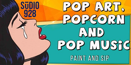 Pop Art, PopCORN and Pop Music! tickets