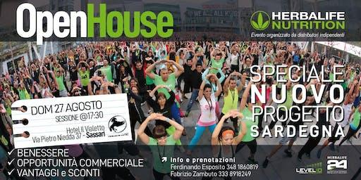 Open House - Nuovo progetto Sardegna - Herbalife Nutrition
