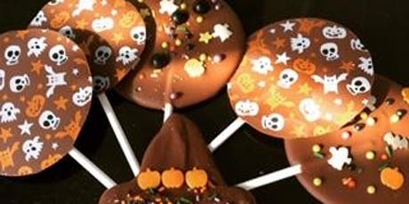 Chocolate Halloween Workshop tickets