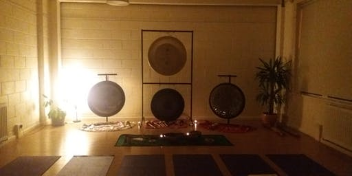 Sound Journey with Gongs