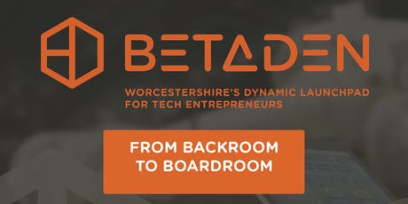 From Backroom To Boardroom tickets
