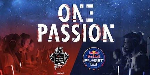#onepassion -  A1 eSports Season 4 Finale