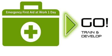 Emergency First Aid at Work - Level 3 - Bolton tickets