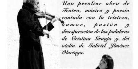 """Sen Sen Producciones""""DONDE NACEN LAS MARIPOSAS"""" Teatro (CULTURA EN BARRIOS) entradas"""