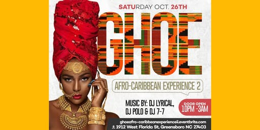 GHOE Afro-Caribbean EXPERIENCE II