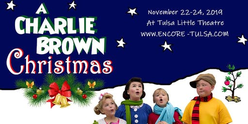 A Charlie Brown Christmas: Saturday, 11/23 at 7:30 PM