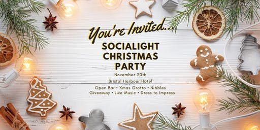 Socialight Christmas Party!