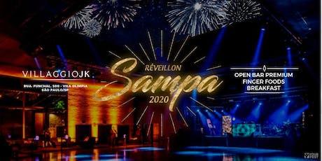 Réveillon Sampa 2020 - São Paulo Sp ingressos