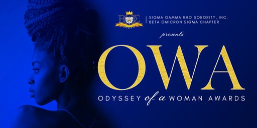 2019 Odyssey of a Woman Awards Gala