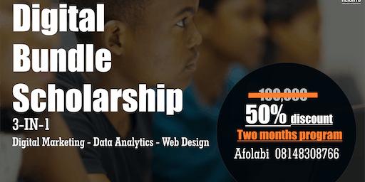 Apply for Scholarship - Digital Skills Specialisation