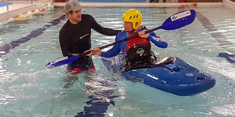 I-CANOE ROLLING SESSIONS WITH INSTRUCTOR  tickets