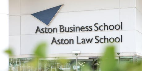 Aston Law Fair 2019 tickets