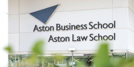 Aston Law Fair 2019