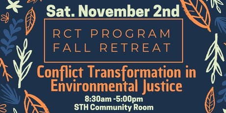 RCT Fall Retreat  tickets
