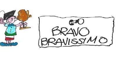 """Cerimonia di Premiazione """"Bravo Bravissimo!"""" Edizione 2019"""