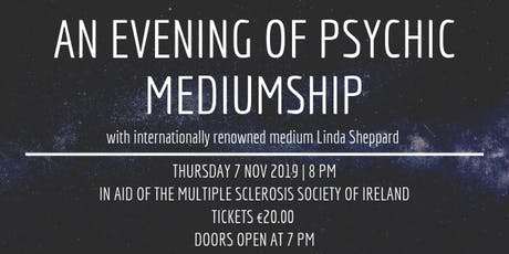 An Evening of Psychic Mediumship with Linda Sheppard tickets