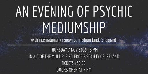 An Evening of Psychic Mediumship with Linda Sheppard