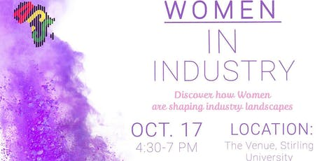 Women in Industry Convention tickets