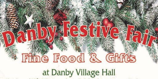 Danby Festive Fair