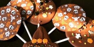 Chocolate Halloween workshop