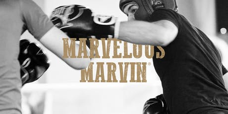FIGHT NIGHT Marvelous Marvin Boxing billets