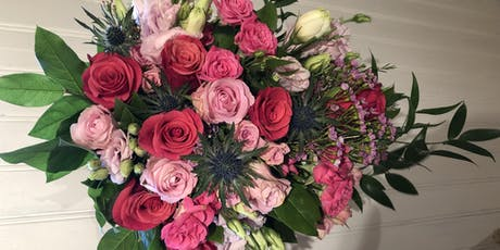 INTRODUCTION TO THE FLORISTRY INDUSTRY 5 DAY COURSE 6TH-10TH JANUARY 20 tickets