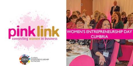 2019 Women's Entrepreneurship Day - Cumbria tickets