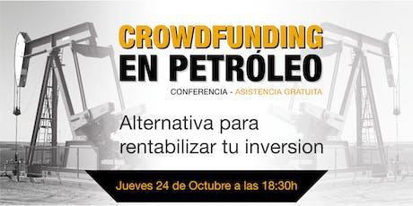 Crowdfunding en petróleo   entradas