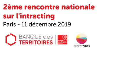 2ème rencontre nationale sur l'intracting - Paris - 11 décembre 2019