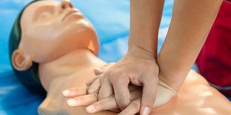 15th Jan 2020 CPR/Adrenaline/Anaphylaxis annual update for HCPC Podiatrists tickets