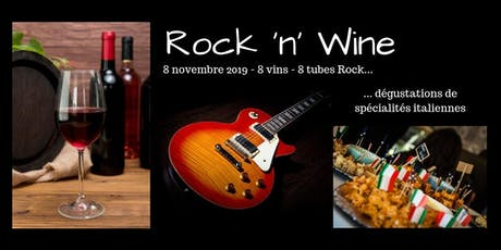 Rock 'n' Wine tickets