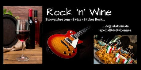 Rock 'n' Wine billets