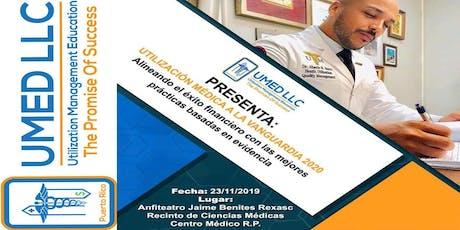 UTILIZACION MEDICA A LA VANGUARDIA 2020 entradas