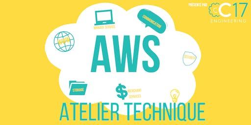 AWS : Apprenez à déployer vos premières applications sur le Cloud N°1
