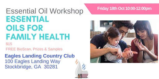 Essential Oils for Family Health