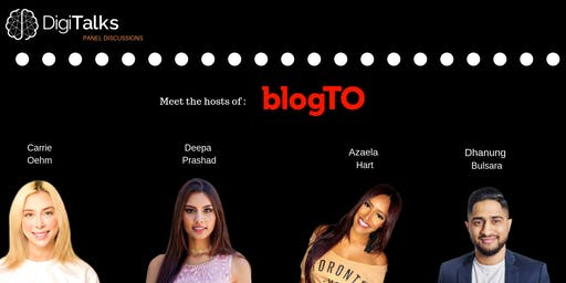 Unleash your Potential: Featuring the Hosts of blogTO