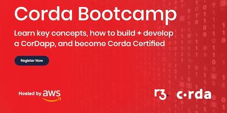 Corda Blockchain Bootcamp - Chicago tickets