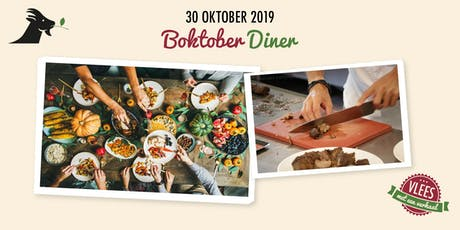 Boktober Diner tickets