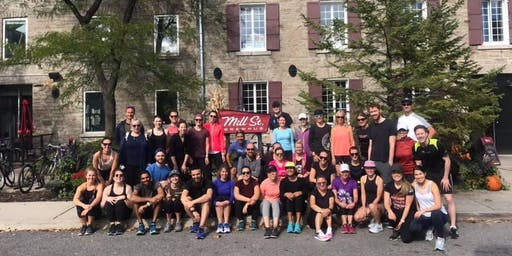 Mill Street Milers run club - Halloween edition