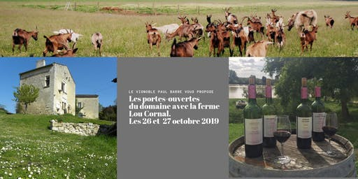 REPAS PORTES-OUVERTES FRONSAC - FERME LOU CORNAL