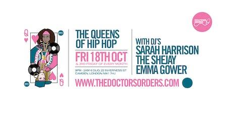 Queens Of Hip-Hop tickets