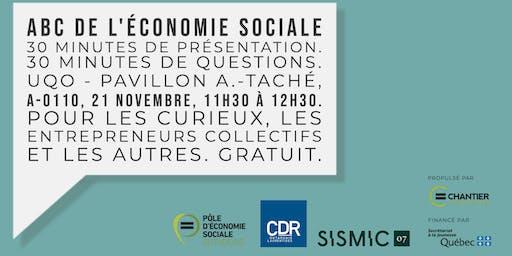 ABC de l'économie sociale - UQO