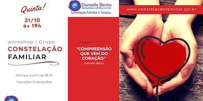 Constelação Familiar | Empresarial - Grupo com Danielle Bento