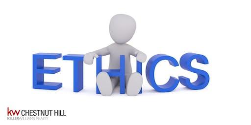 Ethics CEU w/ Anita Hill