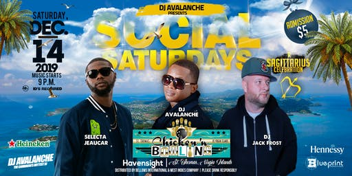 Social Saturdays I A Sagittarius Celebration