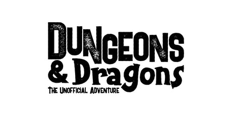 Dungeons & Dragons: The Unofficial Adventure - PAY WHAT YOU DECIDE tickets
