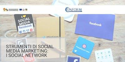 Strumenti di Social Media Marketing: i Social Network